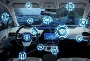 vehículos conectados a redes 5G