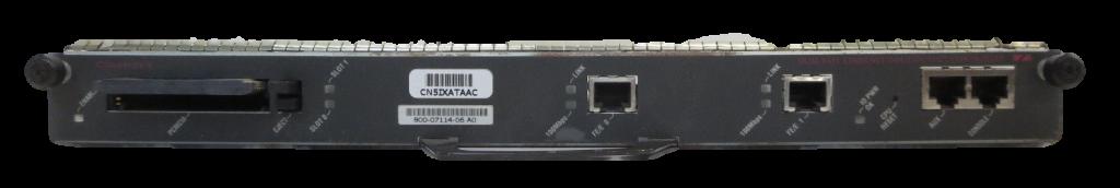 Figura 2.19. Interfaz para el slot 0 C7200-I/O-2FE