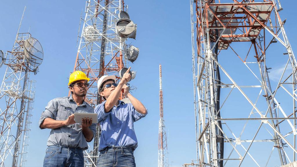 ingeniero de redes inalambricas Ingeniería de las telecomunicaciones