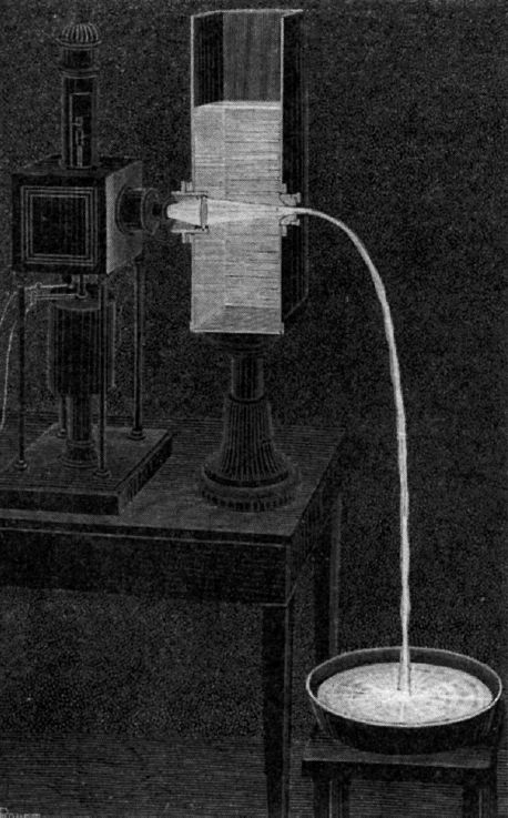 cual es el principio de funcionamiento de la Fibra Óptica