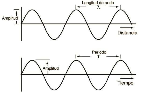 Componentes de una onda